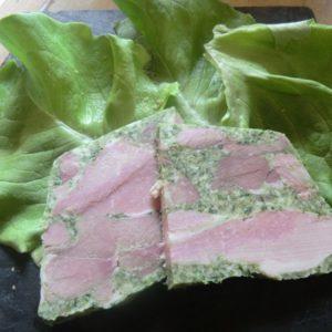 Persillé de porc